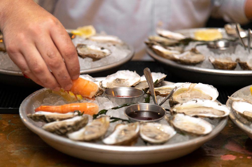 Rappahannock Oyster Bar - Charleston