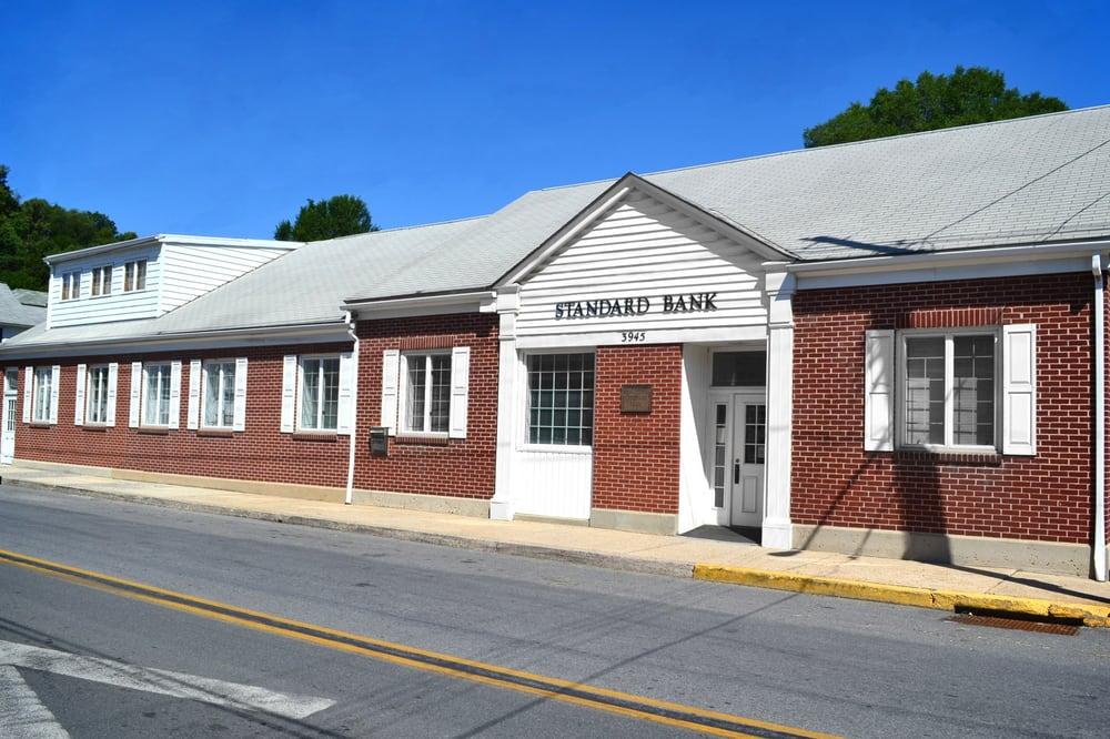 Standard Bank: 3945 Center St, Hyndman, PA