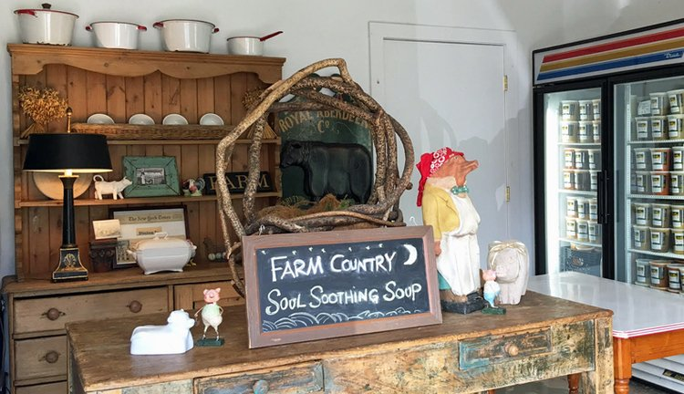Food from Farm Country Soup