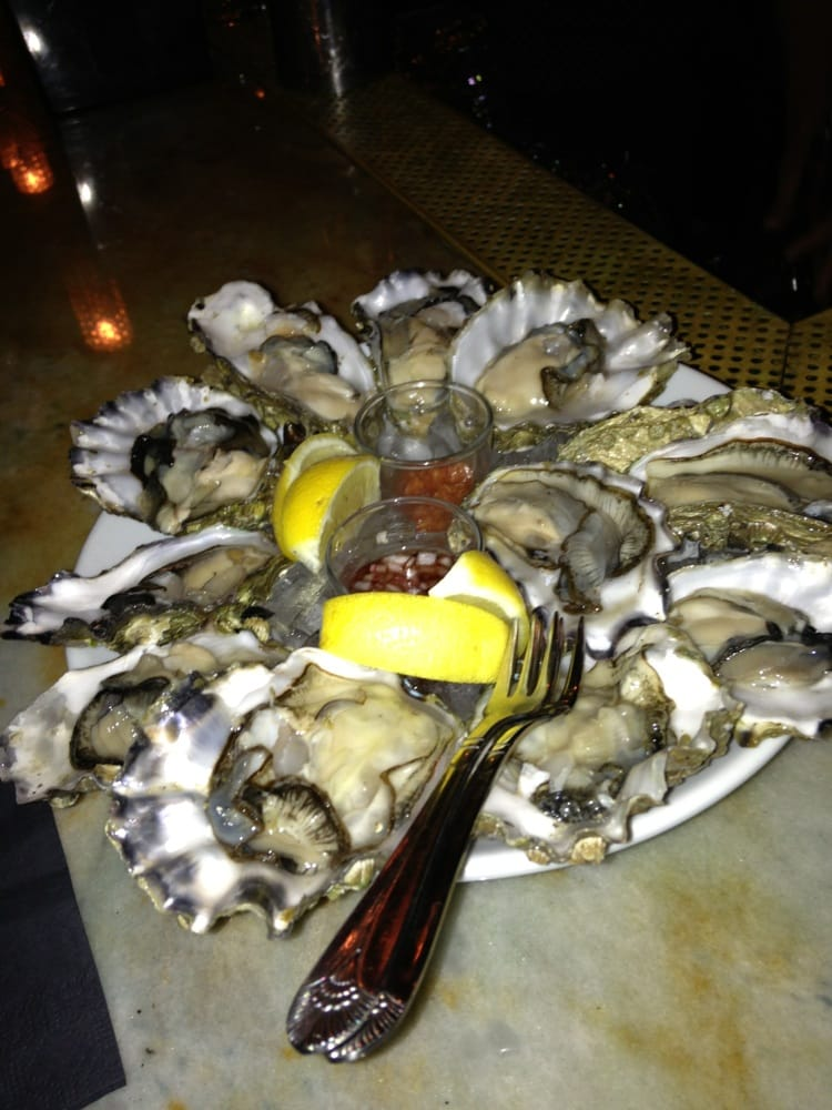 Oysters on the half shell - Yelp
