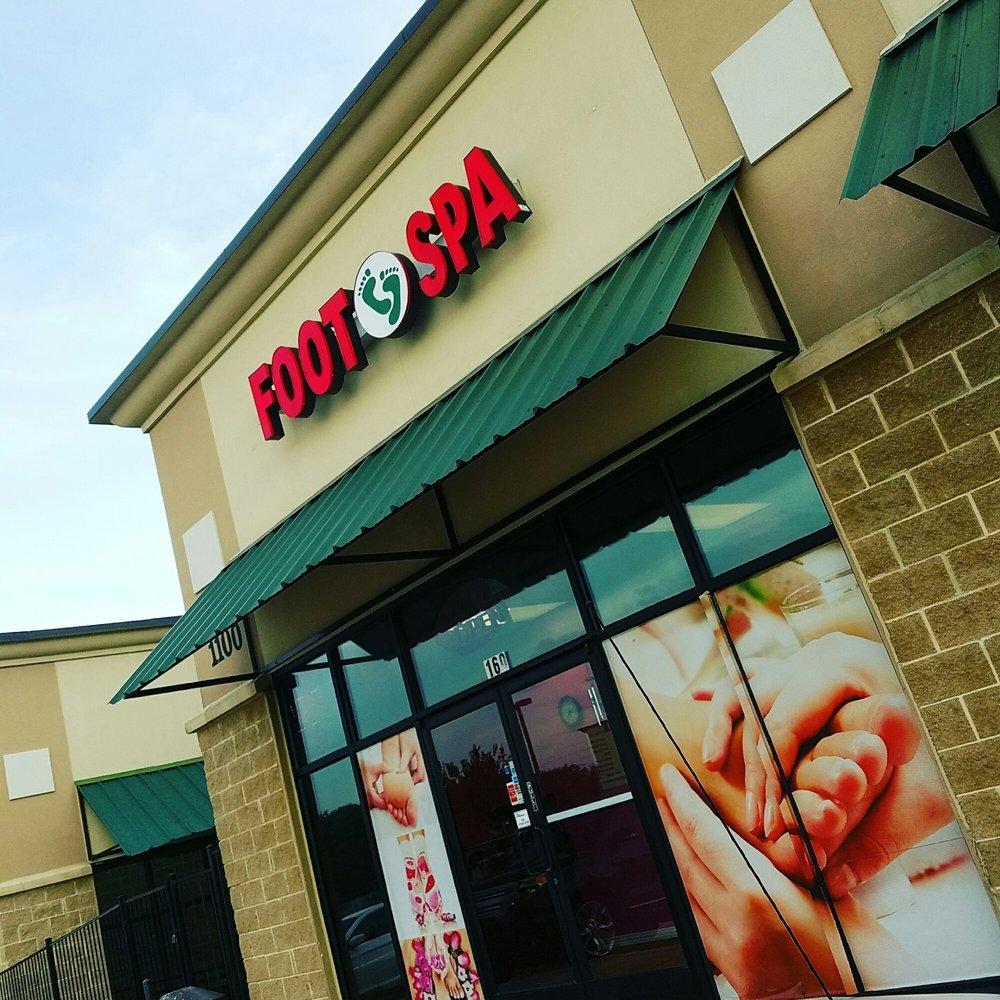 Foot Spa & Body Massage: 1100 E Bardin Rd, Arlington, TX