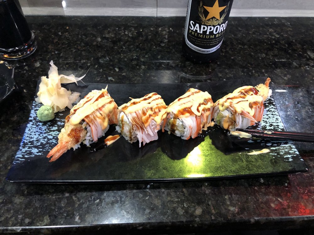 Ume Sushi & Hibachi: 1516 SW 27th St, El Reno, OK