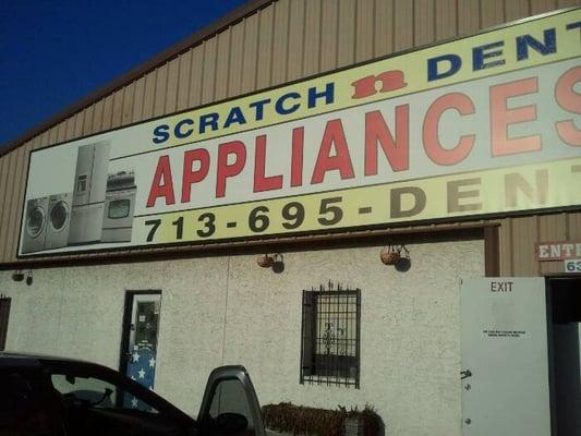 Scratch N Dent Appliances 6340 North Fwy Houston Tx