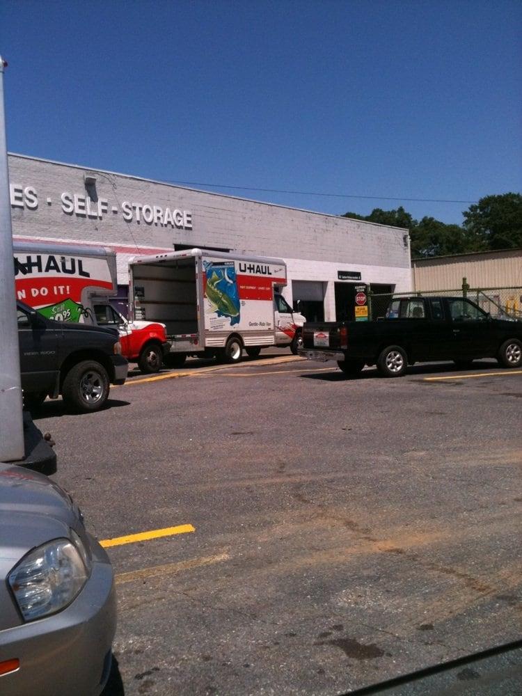 U Haul Moving Amp Storage At Box Rd 11 Photos Truck