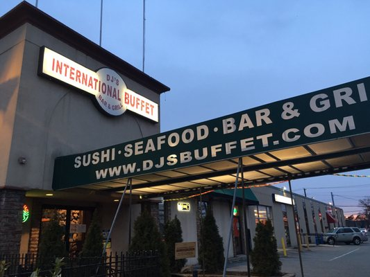 DJ's International Buffet - 744 Photos & 323 Reviews