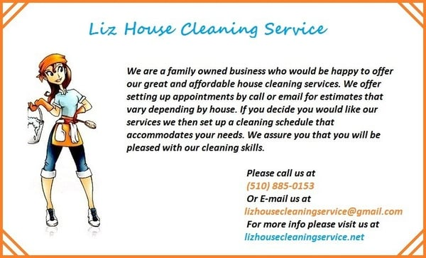 Photo Of Liz House Cleaning Service   Castro Valley, CA, United States. Our