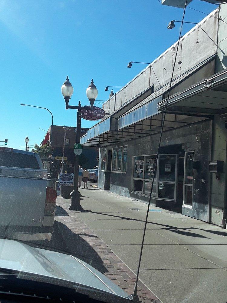 City Center Drug: 108 East Wishkah, Aberdeen, WA
