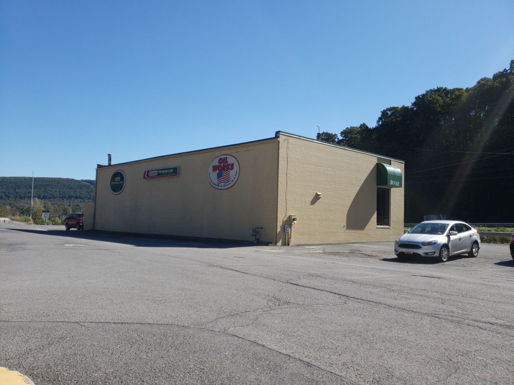 The Oil Works: 1313 National Hwy, LaVale, MD