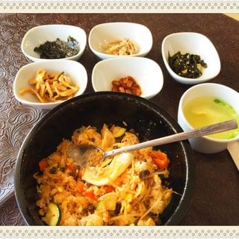 Garam Korean Restaurant Menu