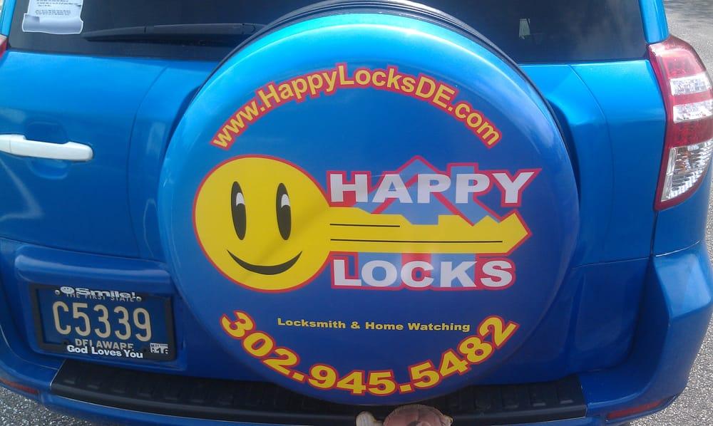 Happy Locks Locksmith: 22828 Angola Rd W, Lewes, DE