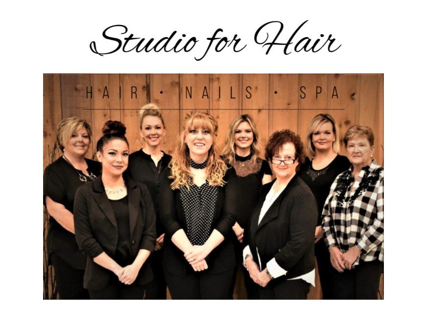 Studio For Hair: 15561 W High St, Middlefield, OH