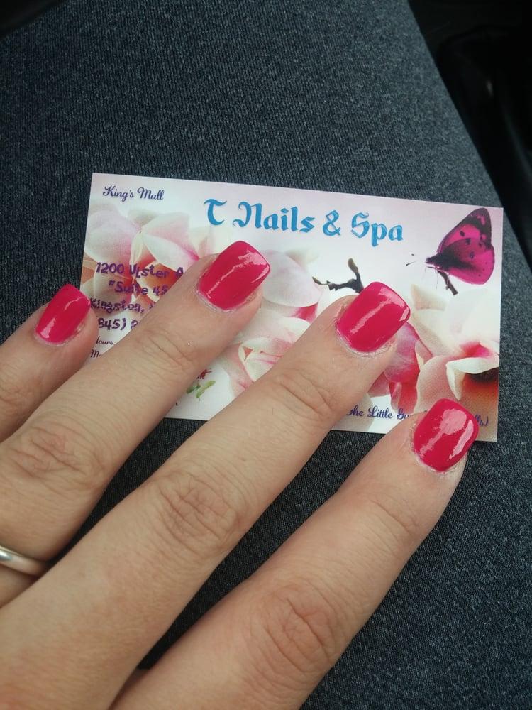 T Nails & Spa - Nail Salons - 1200 Ulster Ave Kingsmall Ct, Kingston ...