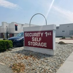 Photo Of Security First Self Storage San Jose Ca United States