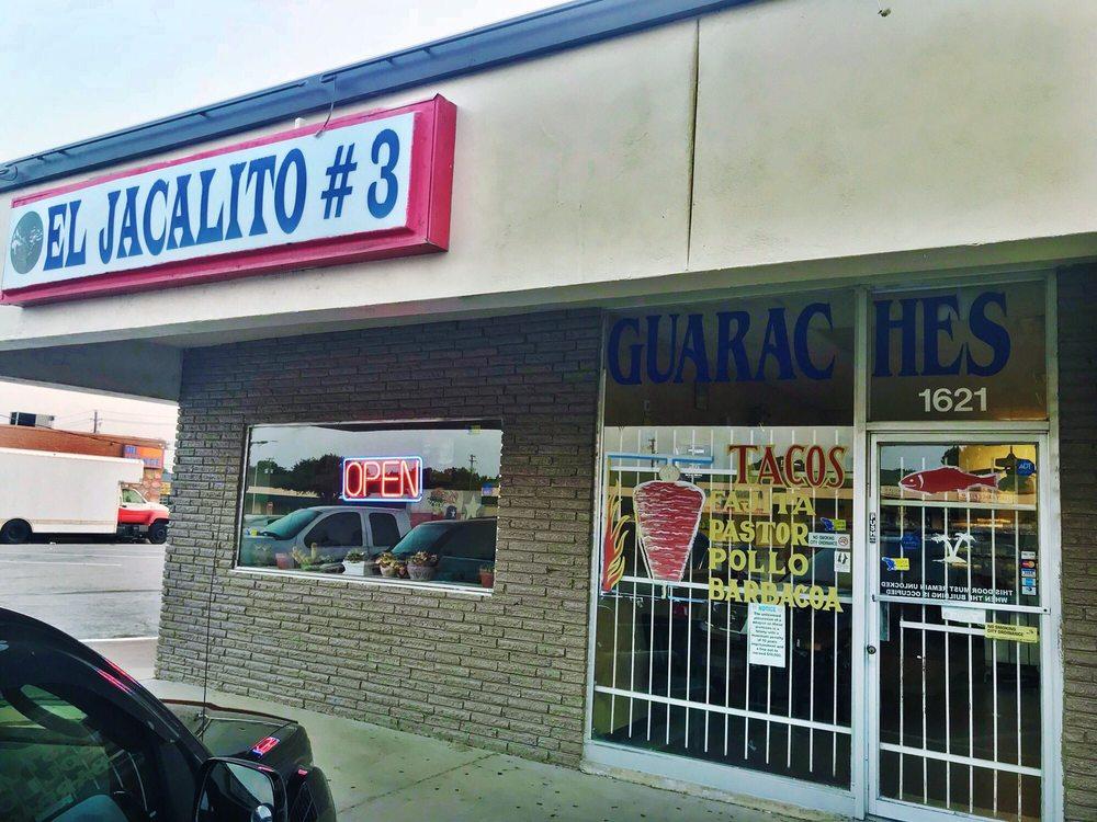 El Jacalito No 3: 1621 New York Ave, Arlington, TX