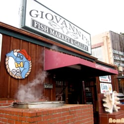 The slo life a yelp list by patra b for Giovanni s fish market