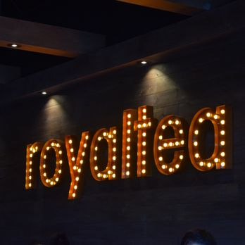 photo of royaltea toronto on canada
