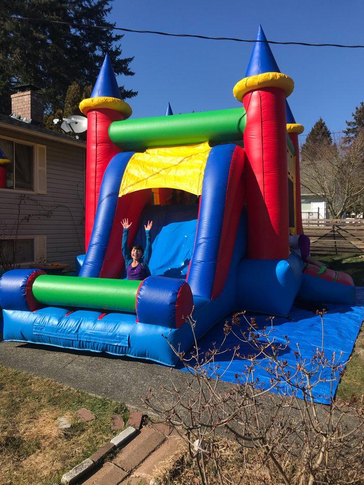 Jump for Joy Bouncy Houses: Seattle, WA