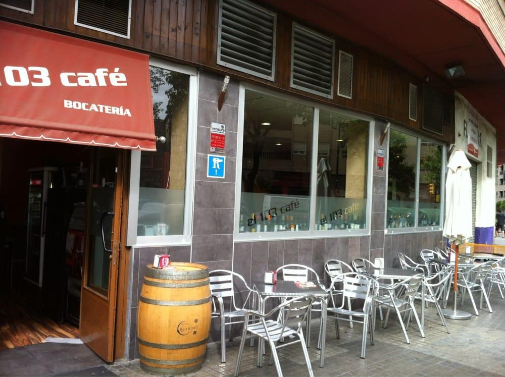 Restaurante 103 Cafe Pubs Calle Escoriaza Y Fabro 101