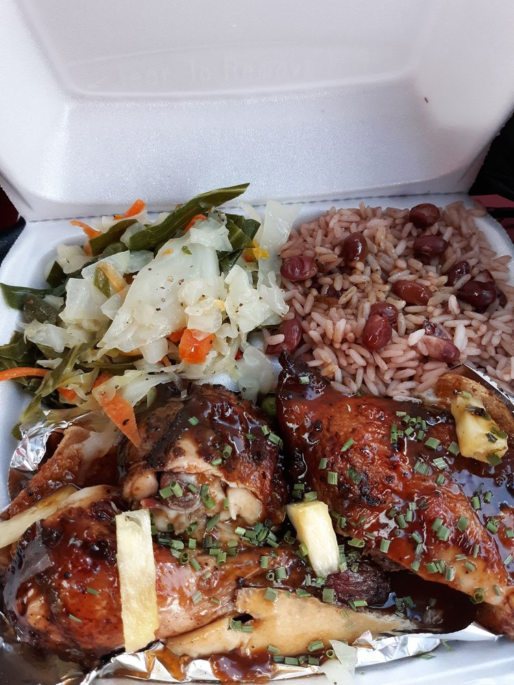 Food from Ayahso Nice Jamaican Gri