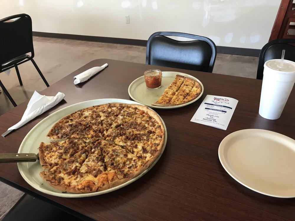 Humble Pie: 730 E 1st St, Pratt, KS