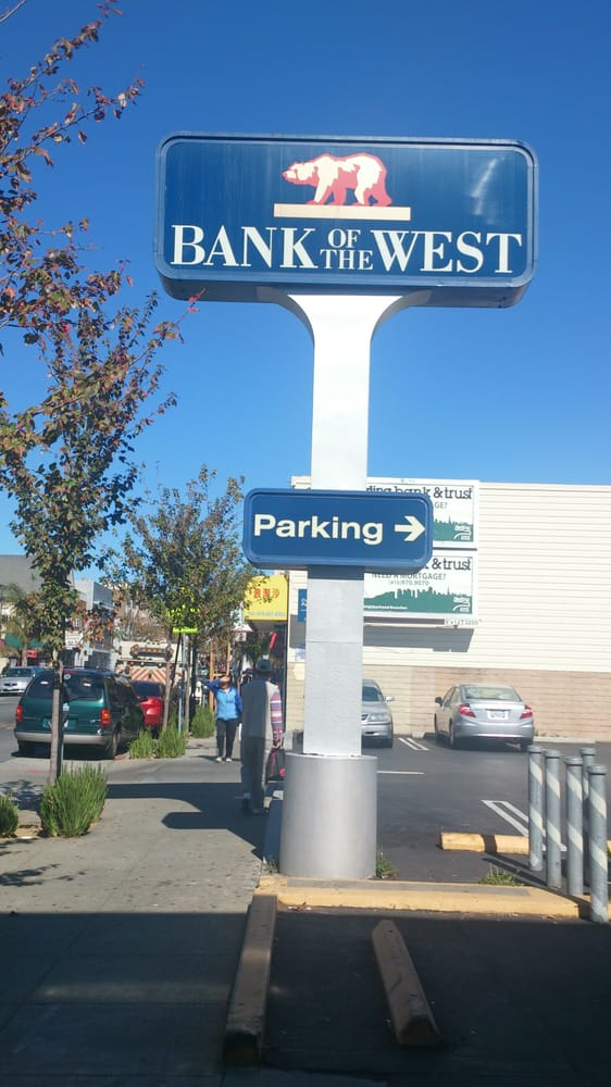 Bank Of The West Banks Amp Credit Unions 2675 San Bruno