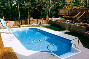 Social Spots from Knickerbocker Pools & Spas