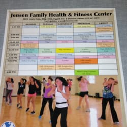 Beautiful Jensen Gym Jblm