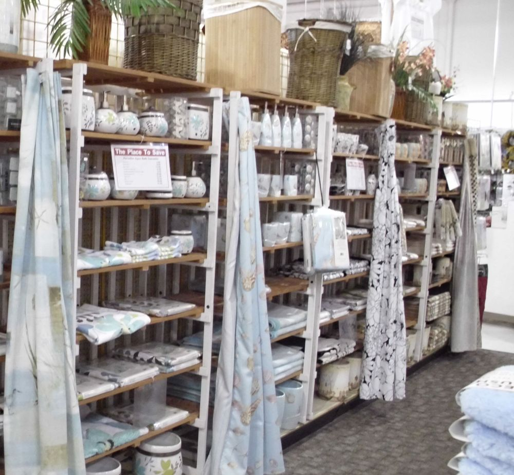 Ann & Hope Curtain & Bath Outlet