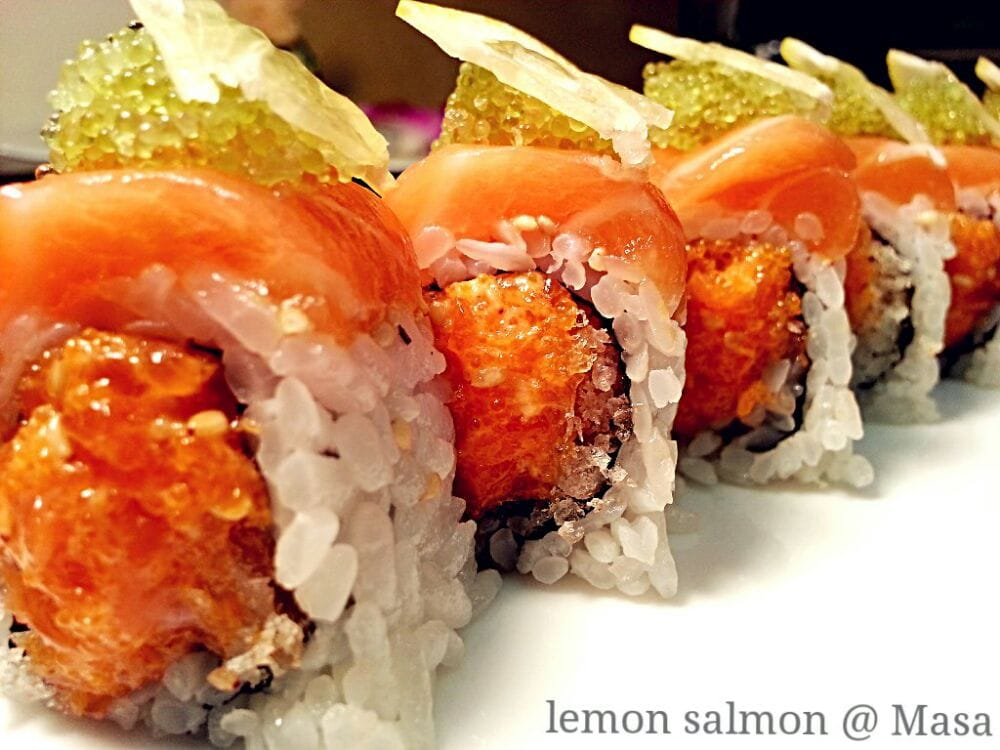 Masa sushi 140 photos 191 reviews japanese 415 for Big fish princeton nj