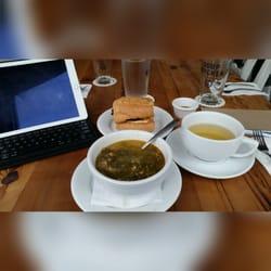 Photo Of Soup Kitchen Cafe   Philadelphia, PA, United States. Calo Verde  Soup ... Idea