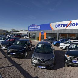 Distinxion - Garage des Stuarts Bourges - Used Car Dealers - 11 Zone ...