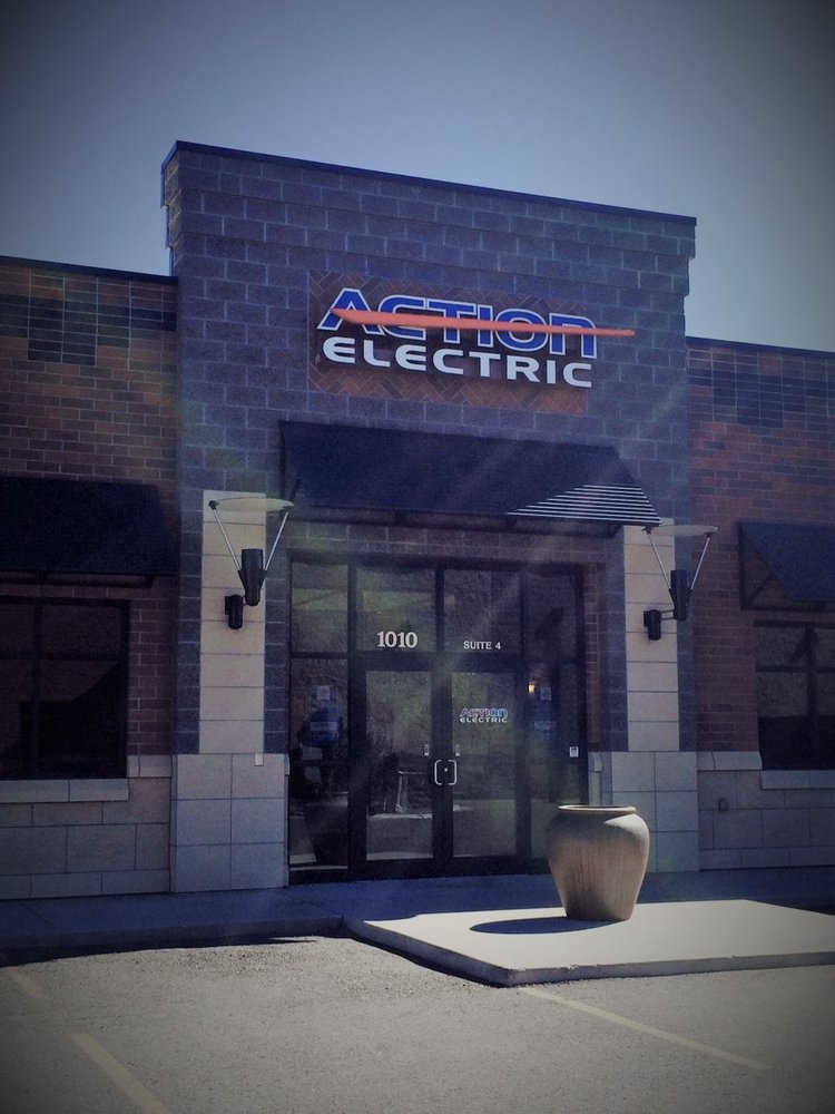 Action Electric: 1010 Central Ave, Billings, MT
