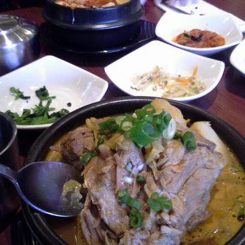Korean Restaurant Burnhamthorpe
