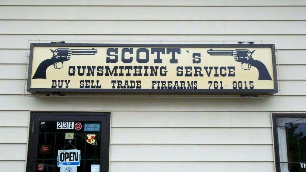 Scott\'s Gunsmithing - Gunsmith - 231 Thelma Ave, Glen Burnie, MD ...