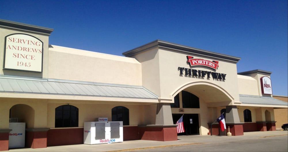 Porter's: 1201 N Main St, Andrews, TX