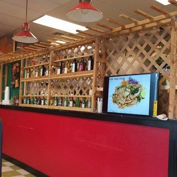 Esaan Thai Cafe Menu
