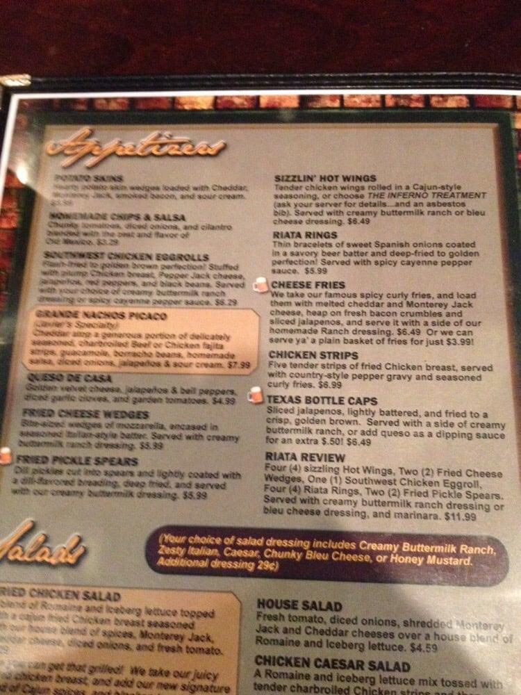 Restaurants Austin Near Riata