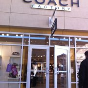 coach at premium outlets j2ie  Photo of Coach