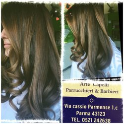 Extension capelli parma