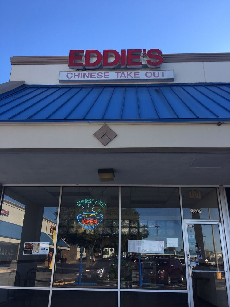 Eddie's Chinese Take Out: 1524 3rd St SW, Winter Haven, FL