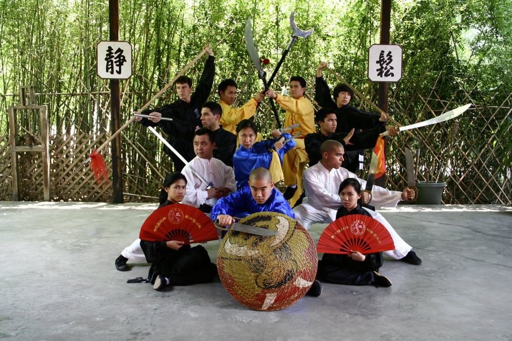 Wah Lum Kung Fu Temple: 851 N Goldenrod Rd, Orlando, FL
