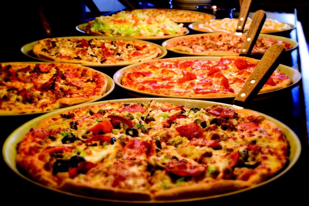 Pizza Ranch: 7 E 5th St, Morris, MN