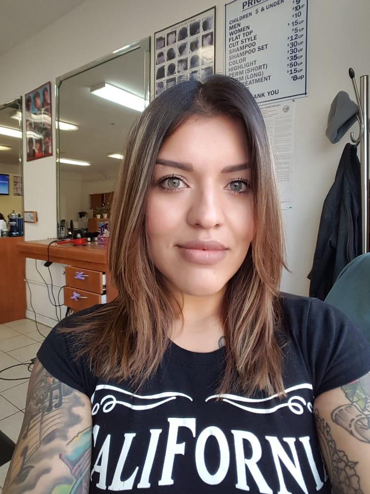 Brazilian blow out thanks tinneke yelp for 1500 salon alameda