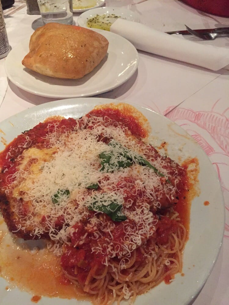 Chicken Parmesan That Gave Me Food Poisoning Yelp