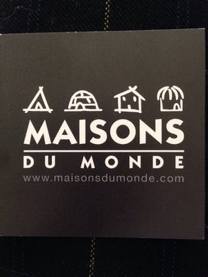Maisons du monde furniture stores via della scafa for Maison du monde italie