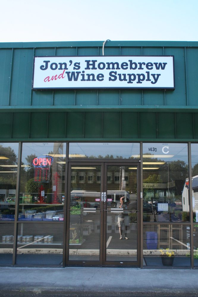Jon's Homebrew and Wine Supply: 1430 E Main Ave, Puyallup, WA