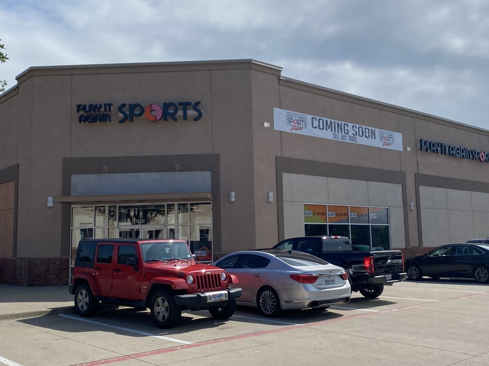 Play It Again Sports: 1937 Preston Rd, Plano, TX
