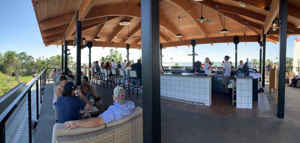 Hi-Fi Rooftop Bar: 453 Edgewater Dr, Dunedin, FL