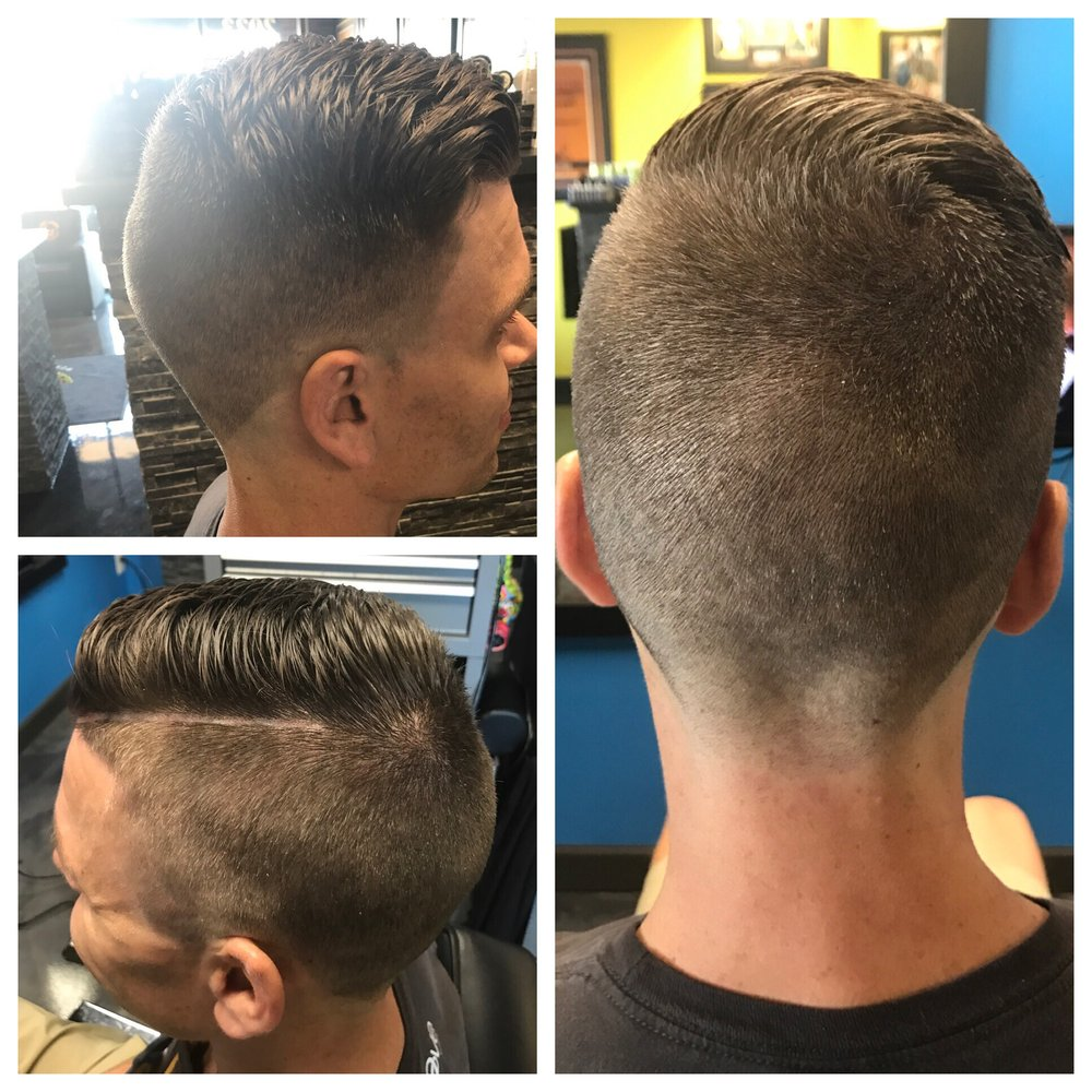 Another Happy Camper In St Louis Cut By Lashaye Yelp