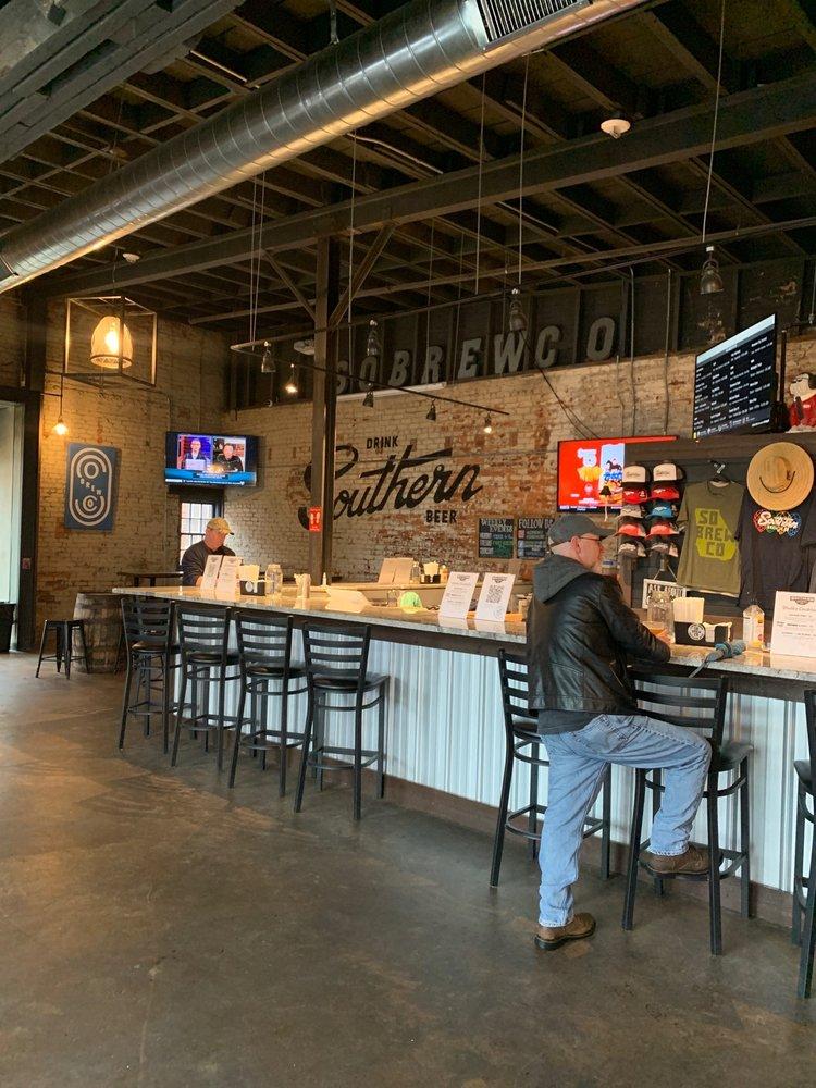 Southern Brewing Company: 123 N Lumpkin St, Monroe, GA